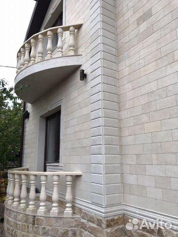 Облицовка фасада Дагестанской плиткой купить 1