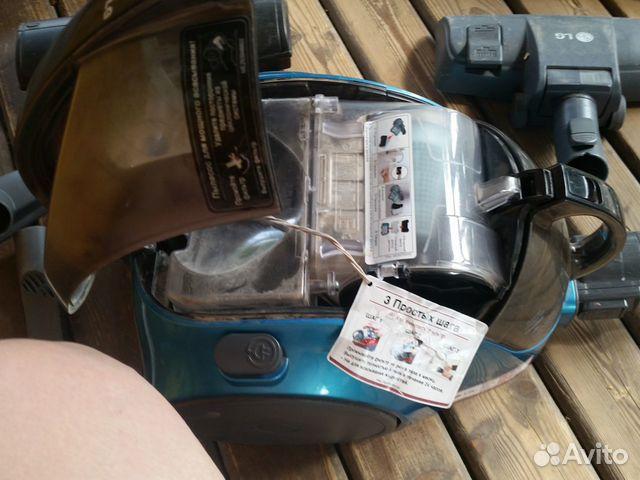 Пылесос бытовой 89657262011 купить 5