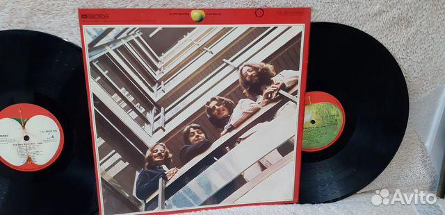 Lp The Beatles EX++/EX++ Ger купить 3