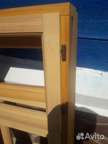 Окно, Деревянная рама Новая  89003117768 купить 2