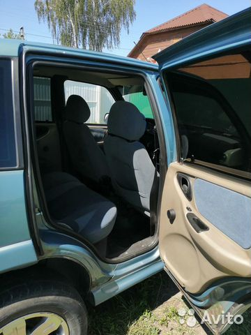 Chevrolet Niva, 2005  89601403054 купить 8