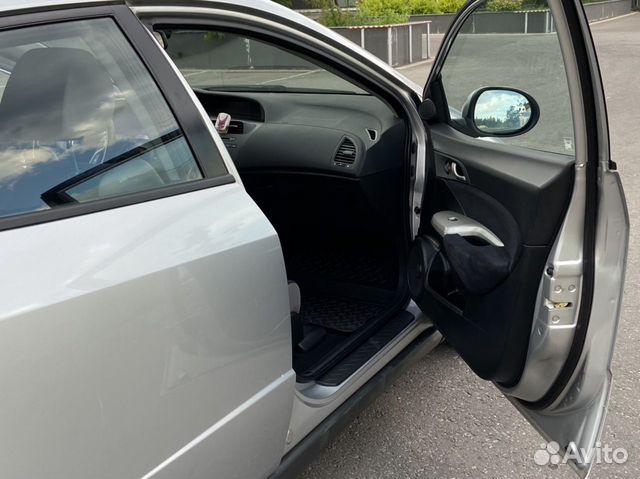 Honda Civic, 2007