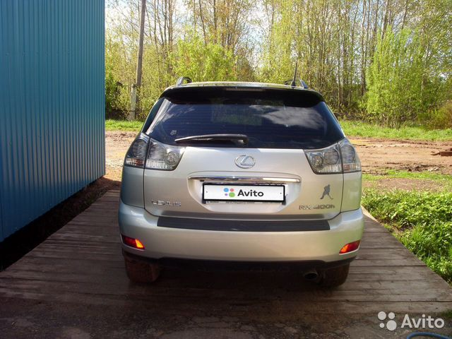 Lexus RX, 2007 89097188620 купить 3