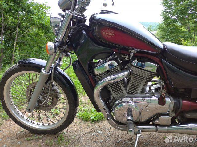 Suzuki VS 400 Intruder  89662713963 купить 4