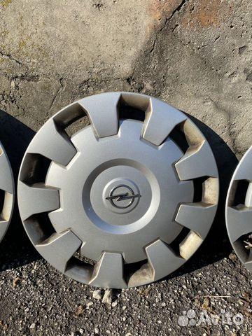 Комплект оригинальных колпаков Opel R16  89534684247 купить 3