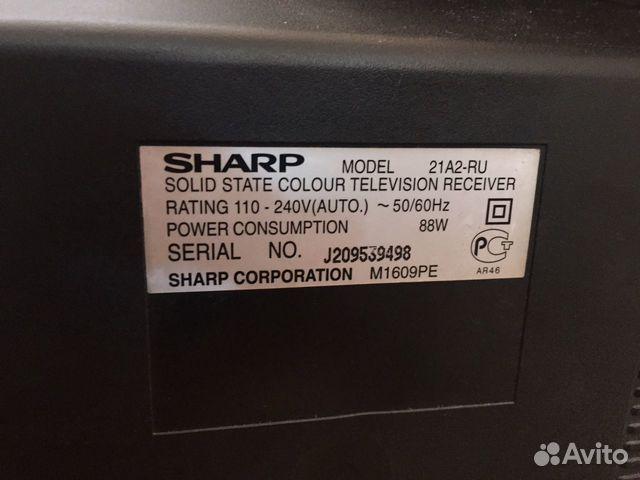 Телевизор Sharp неисправный  купить 4