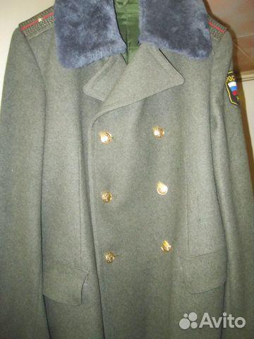 Overcoat officer  89135227239 buy 2