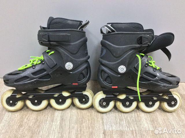 Роликовые коньки Rollerblade Twister
