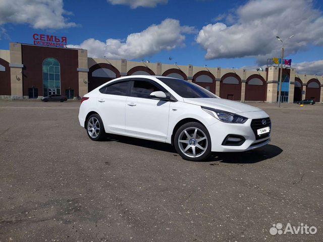 Hyundai Solaris, 2017  89605376769 купить 1