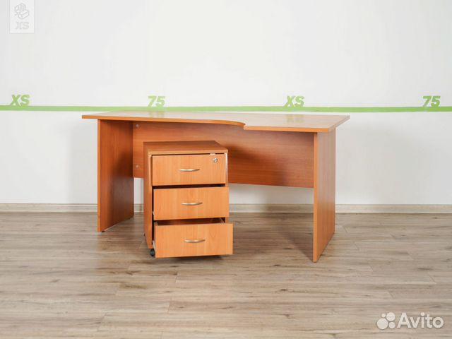 Офисная мебель бу. Комплект Стол Тумба