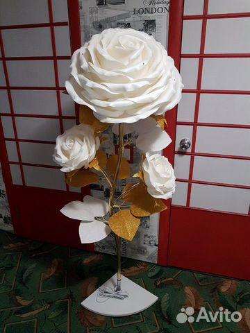 Торшер Ростовые цветы Роза  89009049190 купить 9