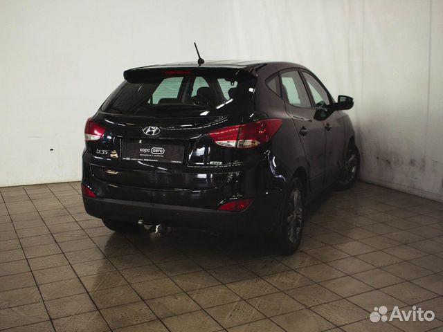 Hyundai ix35, 2014  купить 4