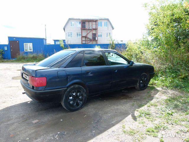 Audi 80, 1988  89065146251 купить 3