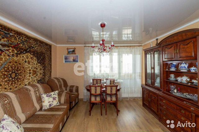 4-к квартира, 77.5 м², 9/9 эт.  89587595131 купить 4