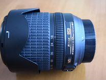 Nikon AF-S Nikkor DX 18-105mm f/3.5-5.6G ED VR