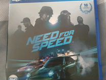Sony Playstation 4 Need for speed 2015 ps4