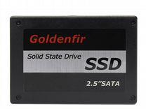 SSD диск Goldenfir на 32 Гб