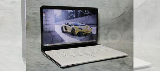 "Ноутбук Sony Vaio на i5/17,3""/GT 740/гарантия"