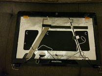 Верхняя часть ноутбука