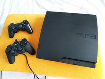 Sony PS3 slim 320 Gb