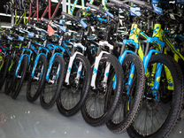 Горные велосипеды всех размеров и цветов