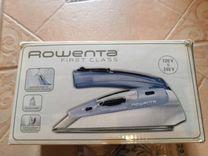 Утюг (новый) Roventa дорожный со складной ручкой
