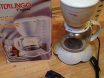 Кофеварка Sterling ST-3411