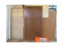 Двери металлические № 9692Д