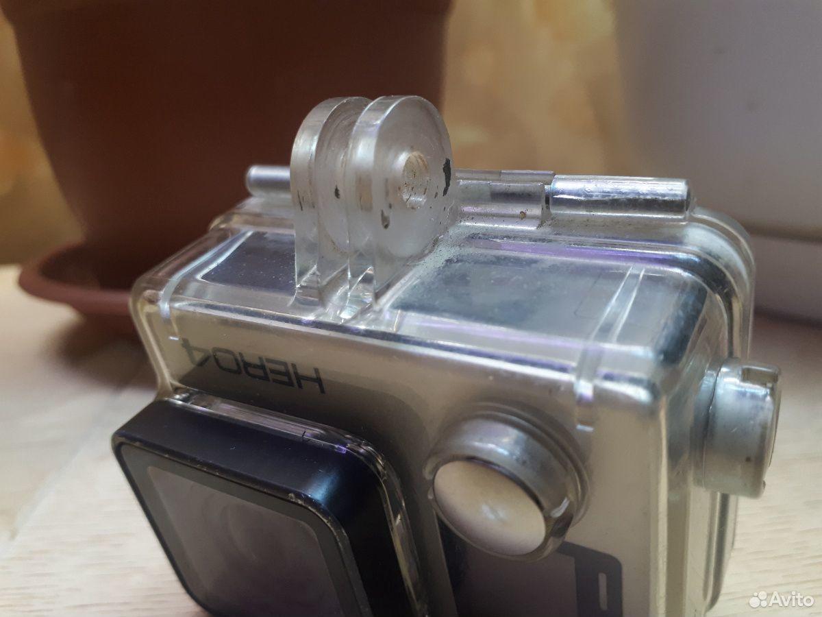 Камера GoPro Hero 4 black  89134904767 купить 6