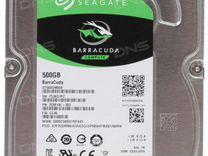 500 гб Жесткий диск Seagate BarraCuda (ST500DM009)