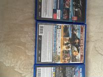 Sony PS4 игры