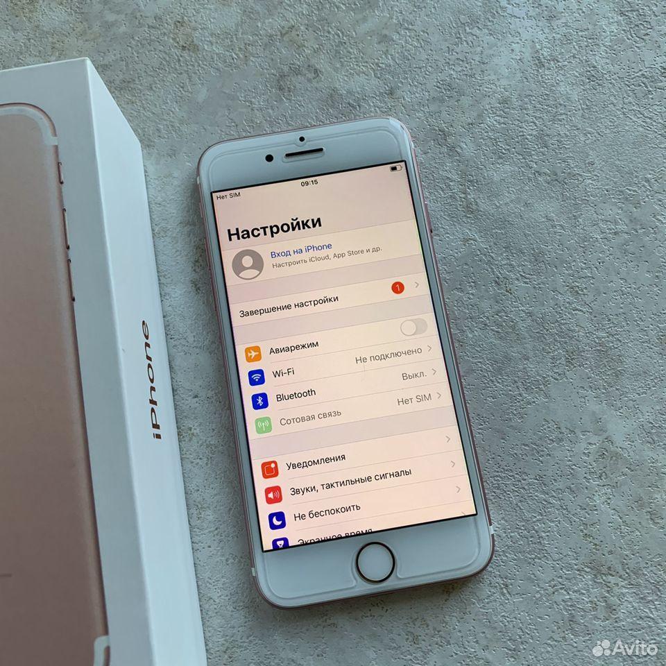 iPhone 7 32Гб RU/A Rose Gold  89243435002 купить 3