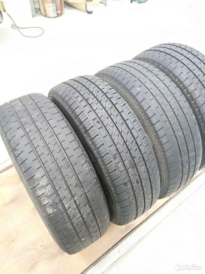 Bridgestone Duravis R410 C 215/65 R16