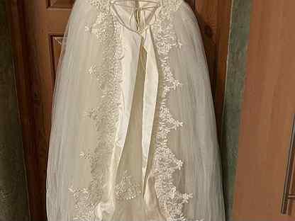 Свадебное Платье + длинная фата