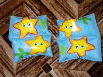 Нарукавники надувные детские