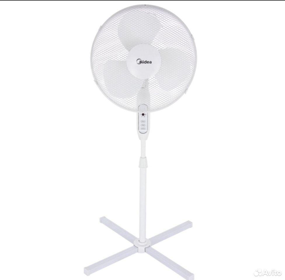 Вентилятор напольный Midea mvfs4004  89048953939 купить 1
