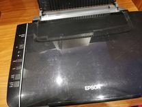 Принтер\сканер