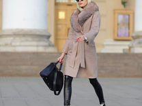 Зимнее пальто с мехом ilovepalto — Одежда, обувь, аксессуары в Москве