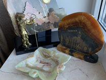 Изделия из натурального камня: оникс,симбицит,мрам