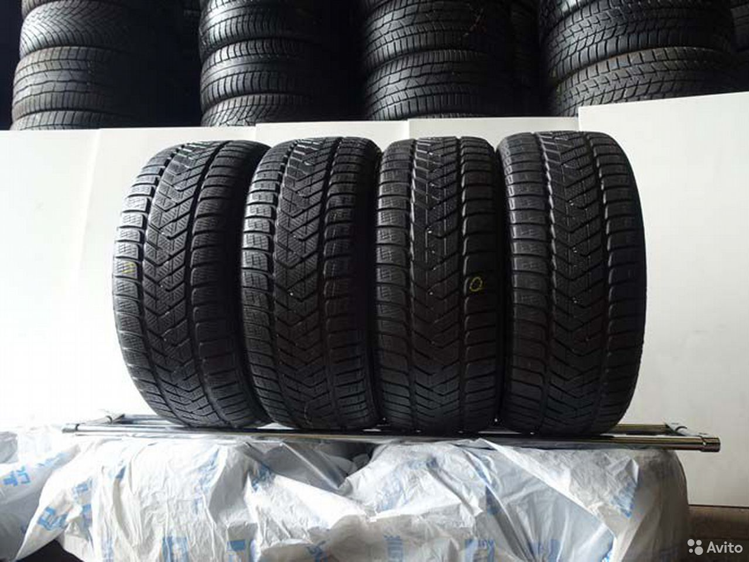 235 50 18 Pirelli Sottozero 3 шины r18 t h