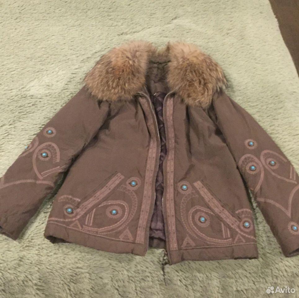 Куртка пух  89058001648 купить 1