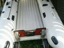 Лодка 380с нднд
