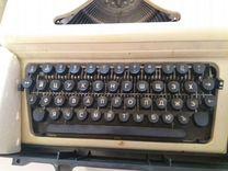 Пишущая машинка «Любава», СССР