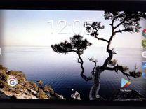 Планшет digma 7556N 3G, чёрный