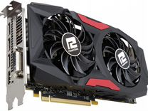 PowerColor RX 580 8GB Red Dragon