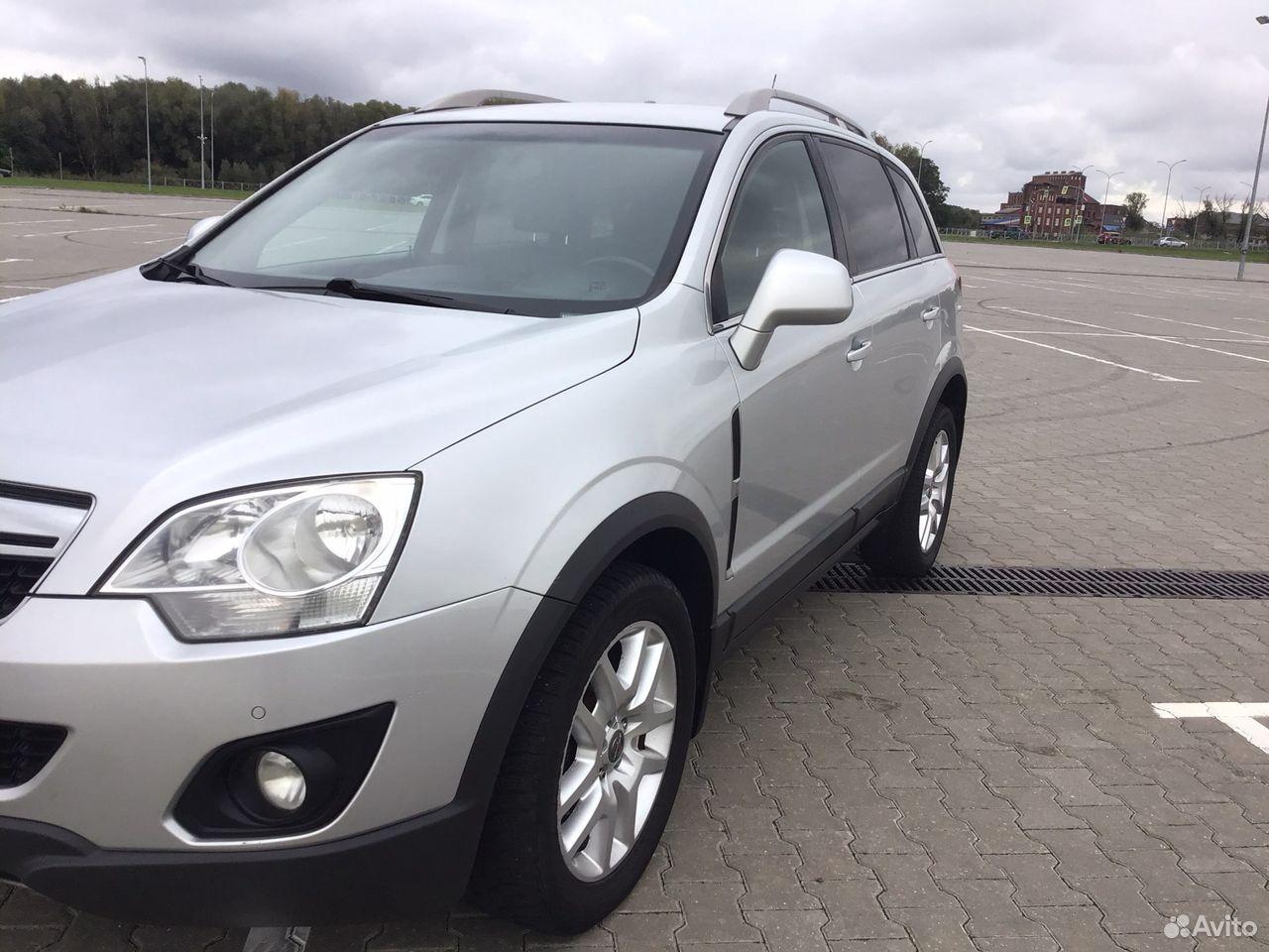 Opel Antara, 2012  89097984001 купить 2