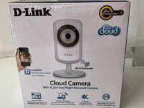 Веб-камера D-Link Wi-Fi H.264