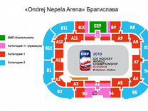 Билеты на Хоккей Россия-США центр