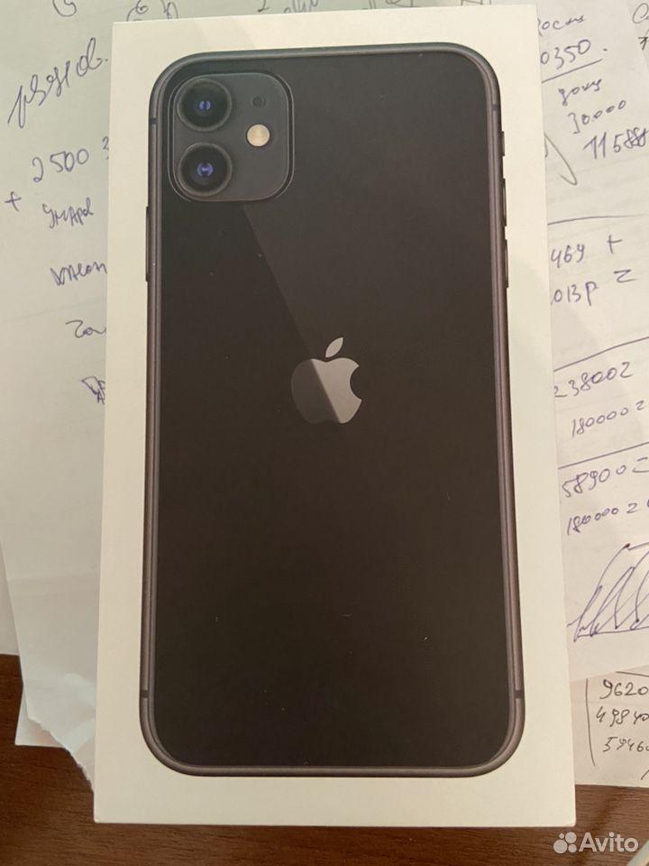 Телефон iPhone 11 128Гб