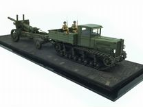 ModelStroy. «Коминтерн» с 152-мм гаубицой-пушкой